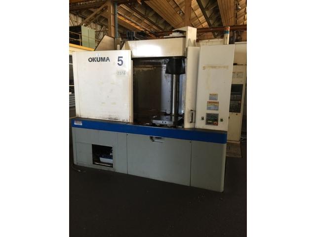 more images Milling machine Okuma MA 500 HB
