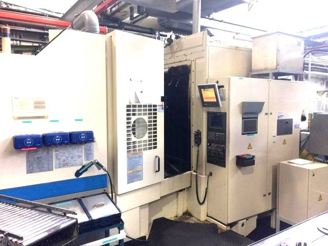 more images Milling machine Okuma MA 50 HB, Y.  2001