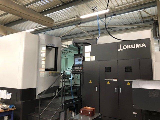 more images Milling machine Okuma MU 10000 H, Y.  2015