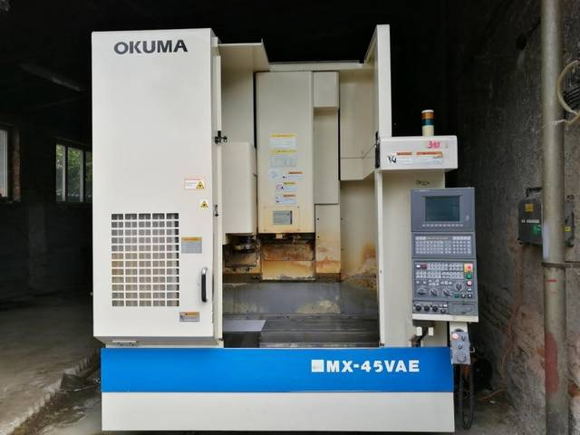 more images Milling machine Okuma MX - 45 VAE