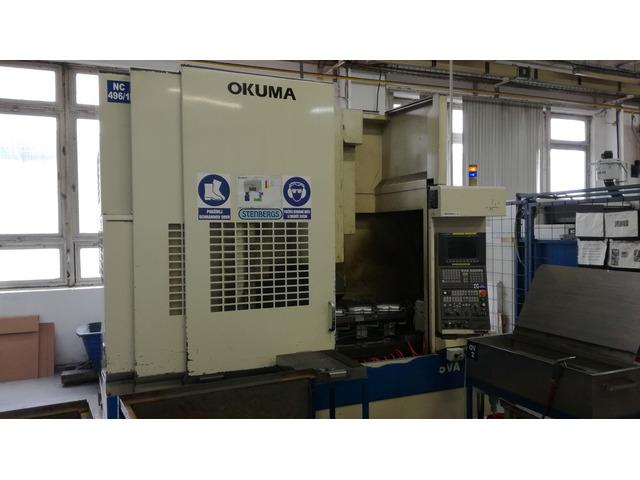 more images Milling machine Okuma MX 55 VA