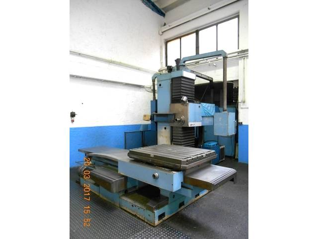 more images PBR AF 100 CNC Boringmills