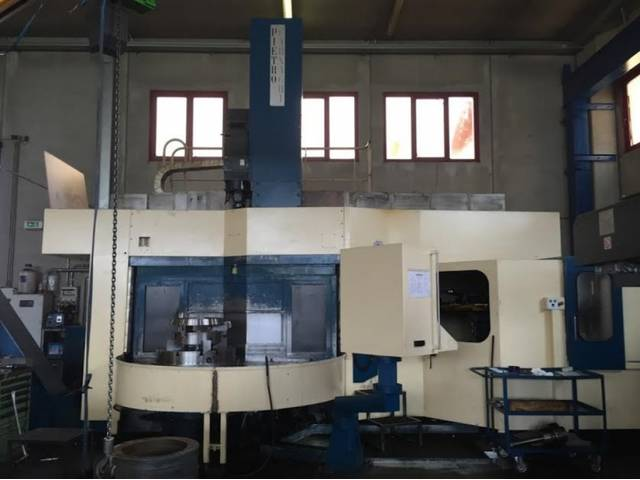 more images Lathe machine Pietro Carnaghi ATF 8