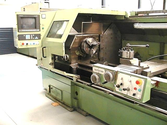 more images Lathe machine Poreba PBR T 30 SNC x 3000
