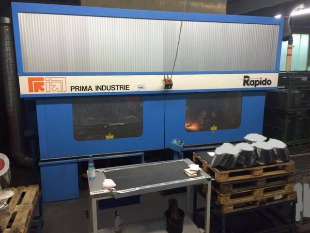 more images Prima Industrie 3D Rapido 5 Laser Cutting Systems
