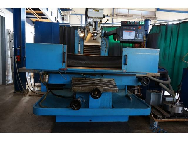 more images Proto Trak DPM 1300 Bed milling machine