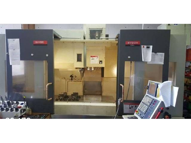 more images Milling machine Quasar MV 204 CPL 4Ax, Y.  2010