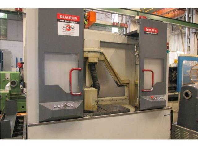 more images Milling machine Quaser MV 154 APC