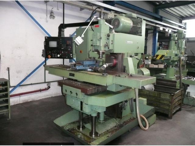 more images Milling machine Reckermann Kombi FU 1000, Y.  1988