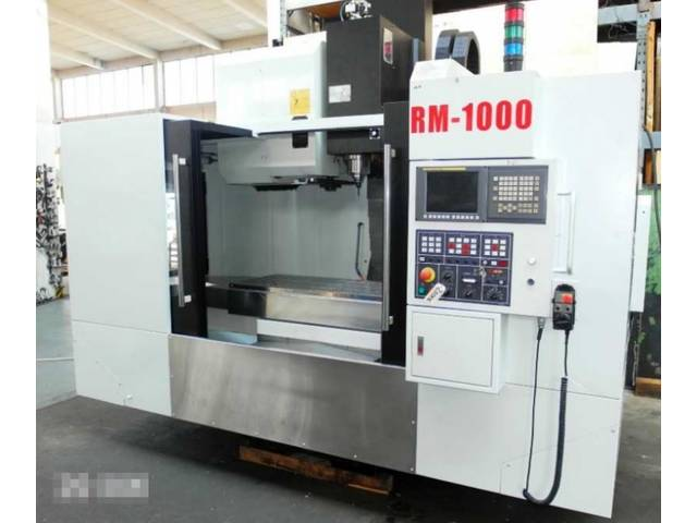 more images Milling machine Rima (Microcut) RM 1000, Y.  2010