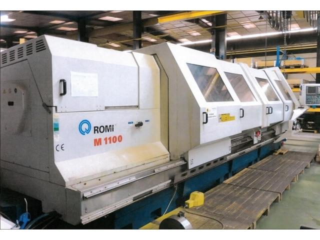 more images Lathe machine Romi M 1000