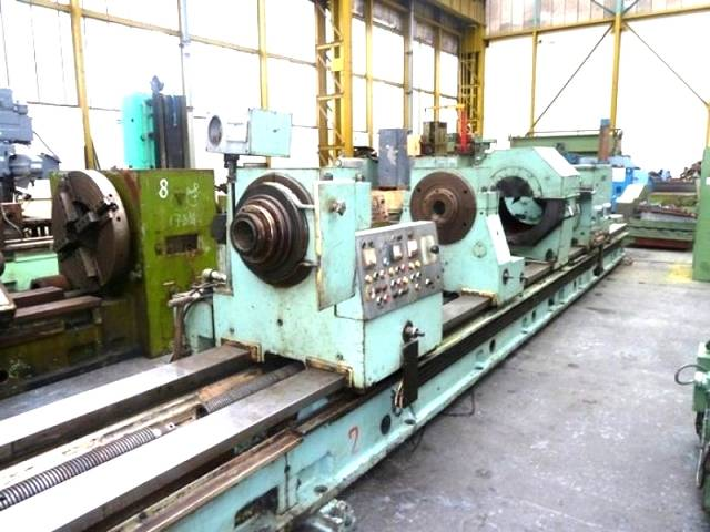 more images Ryazan Model PT 60600 Deep hole drilling machines