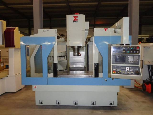 more images Milling machine Sigma Mission 5 M, Y.  1999