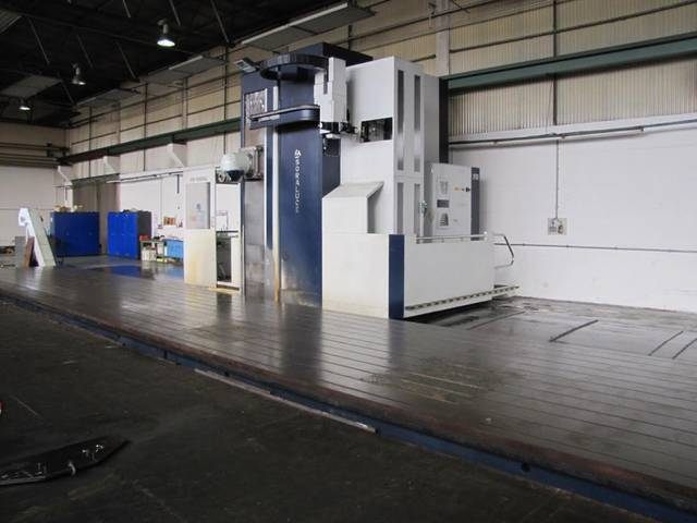 more images Soraluce Soramill FR 16000 Bed milling machine