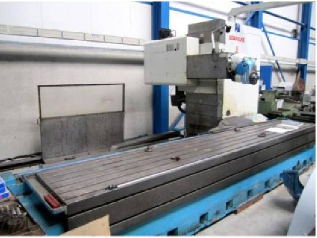 more images Soraluce Soramill SL 5000 x 3500 Bed milling machine