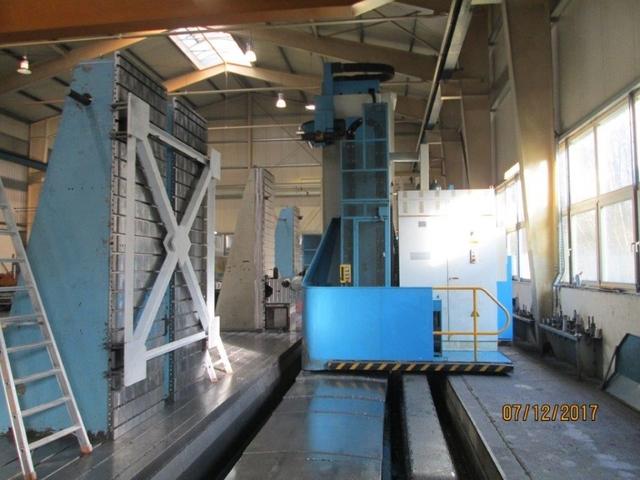 more images Soraluce FR 16000 Bed milling machine