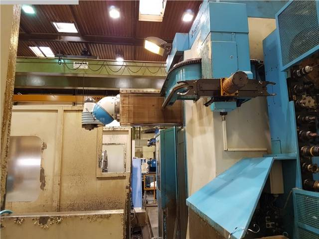more images Soraluce FS 6000 Bed milling machine