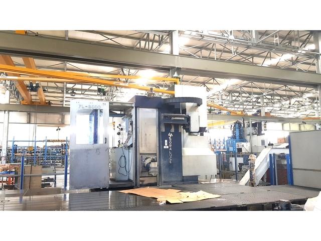 more images Soraluce SL 8000 Bed milling machine