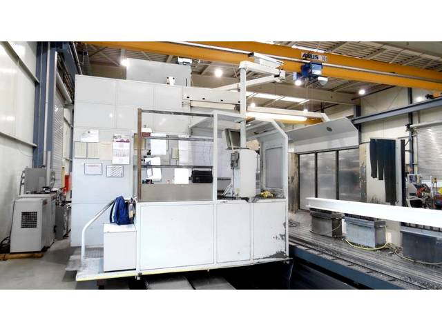 more images Soraluce SM 20000 Bed milling machine