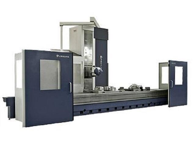 more images Soraluce SM 8000 rebuilt Bed milling machine