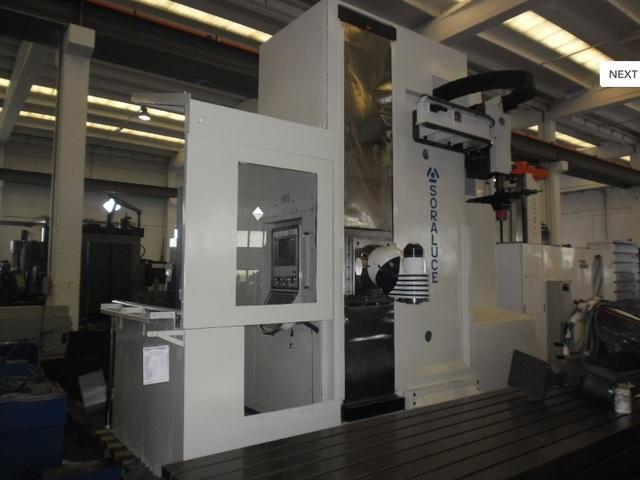 more images Soraluce SP 16000 Bed milling machine