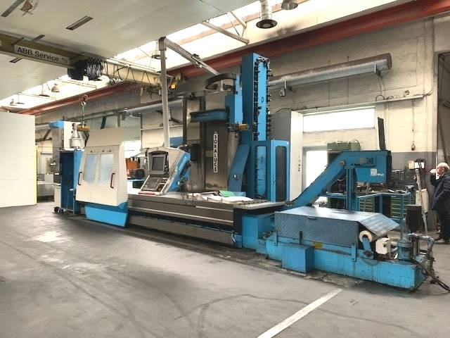 more images Soraluce SP 6000 Bed milling machine
