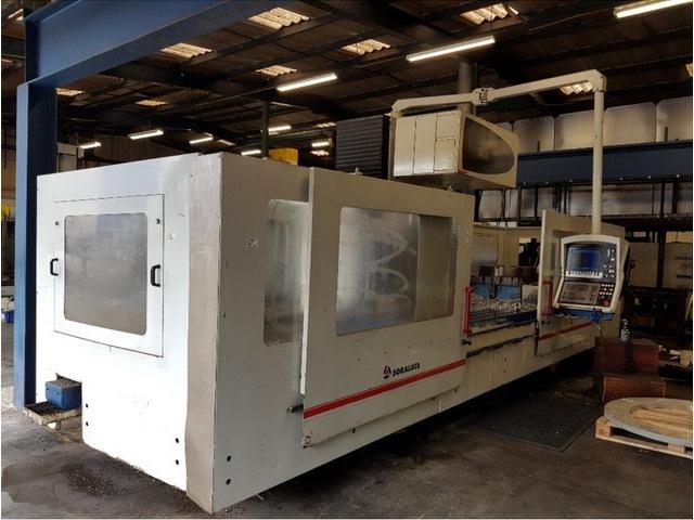 more images Soraluce TR 35 Bed milling machine