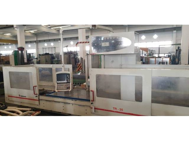 more images Soraluce TR 35 Bed milling machine