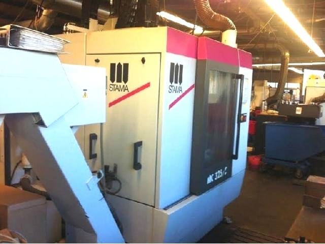 more images Milling machine Stama MC 325