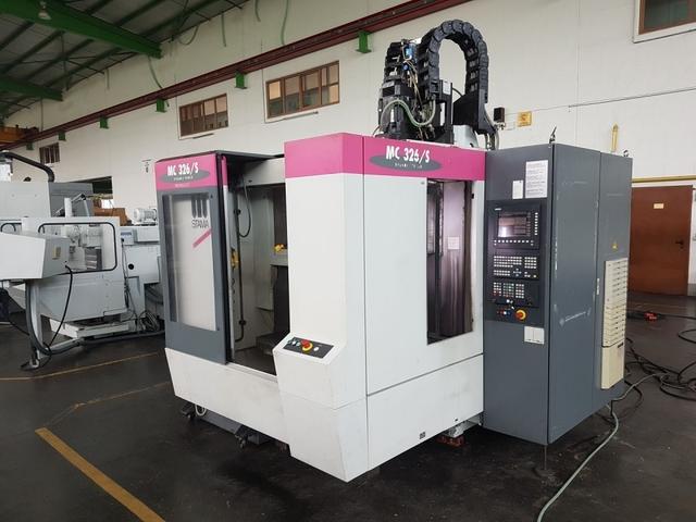more images Milling machine Stama MC 326