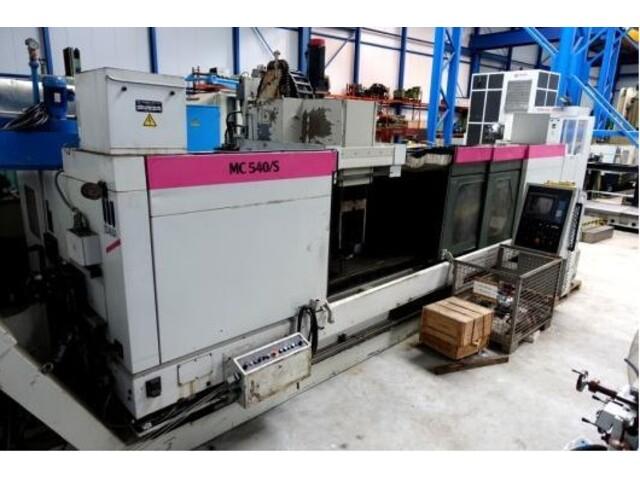 more images Milling machine Stama MC 540 / S
