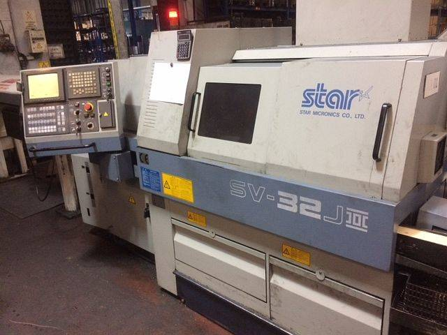 more images Lathe machine Star SV - 32 J