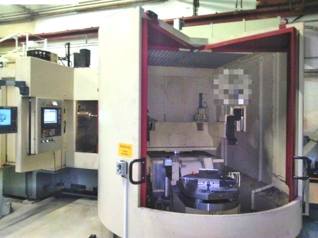 more images Milling machine Starrag Heckert STC 630 D, Y.  2005