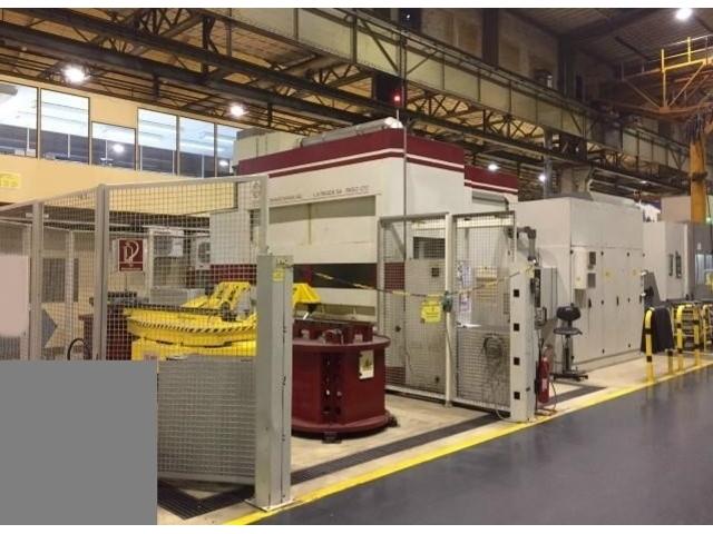 more images Milling machine Starrag ZT 800 / 115, Y.  1998
