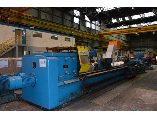 more images Lathe machine Stirk 3
