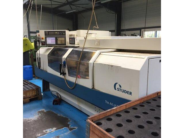 more images Grinding machine Studer S 33 CNC + C +-0,5° + B 1°