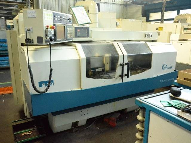 more images Grinding machine Studer S 33 CNC