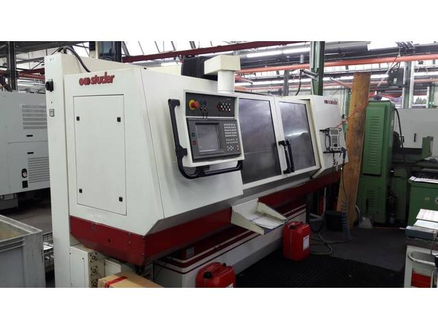 more images Grinding machine Studer S 40 CNC