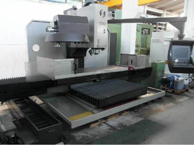 more images Milling machine Style BT 2000, Y.  2007