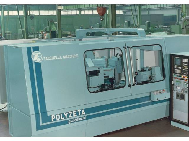 more images Grinding machine TACCHELLA POLYZETA S 16-RASI-B