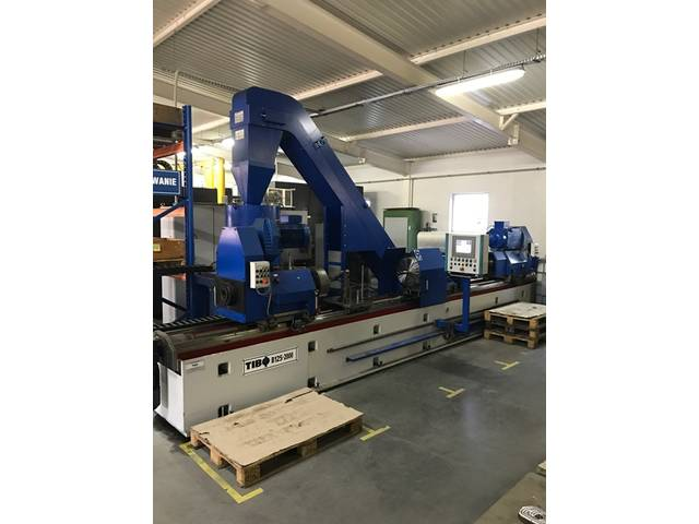 more images TIBO B 125 - 2000 Deep hole drilling machines