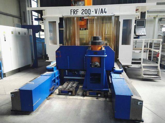 more images TOS KURIM FRF 200 3.000 x 2.250 x 1.250 Portal milling machines