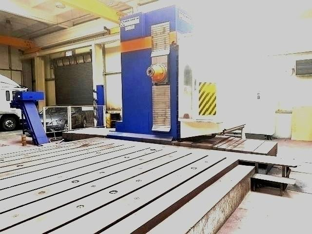more images TOS KURIM FU 150 V 3 3.000 x 1.500 x 1.600 Bed milling machine