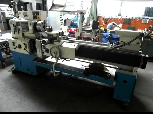 more images Lathe machine TOS SN 50 C