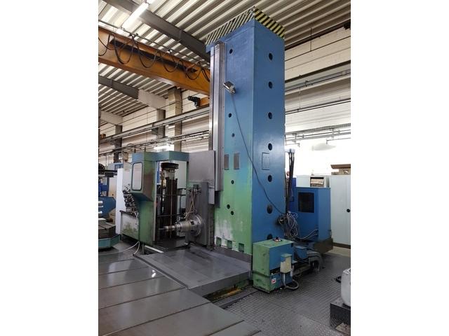 more images TOS WHN 13.8 CNC Boringmills