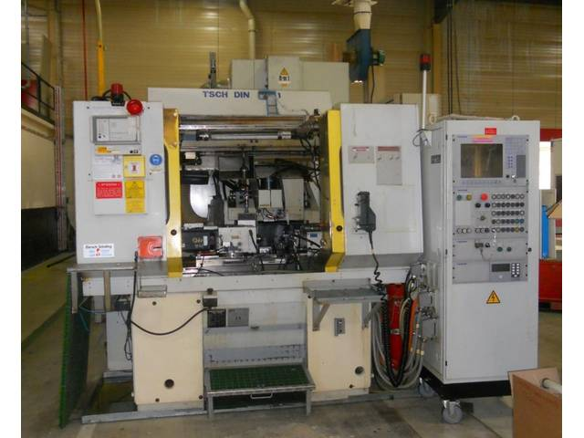 more images Grinding machine TSCHUDIN TL