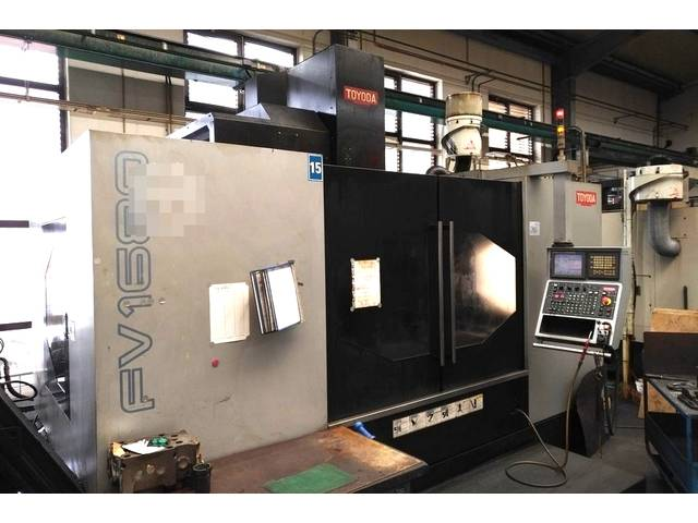 more images Milling machine Toyoda FV 1680, Y.  2008