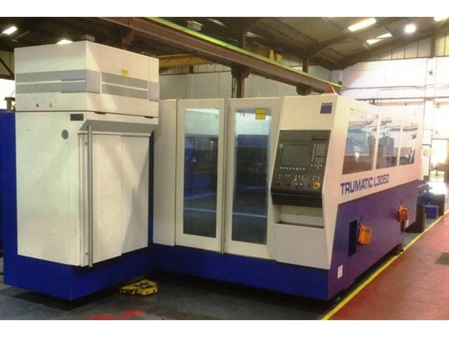 more images Trumpf TCL 3050 Laser Cutting Systems