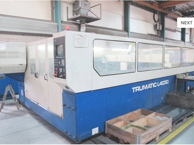 more images Trumpf TCL 4030 - 3000 W Laser Cutting Systems