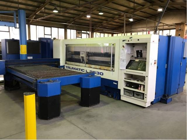 more images Trumpf TC L 2530 - 2400 W Laser Cutting Systems